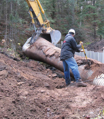 Anna River Culvert Replacement Project