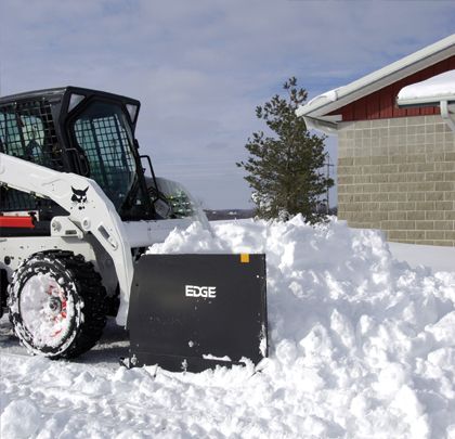 From Snow Pushes to Backhoes and Buckets
