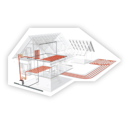 Inner Warmth –  Hydronic radiant floors