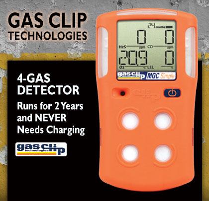4-Gas Detector