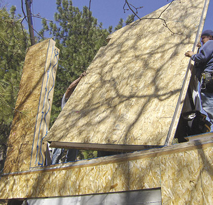 How to Get Started Building with Structural Insulated Panels
