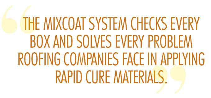 Sulzer MixCoat System MCS
