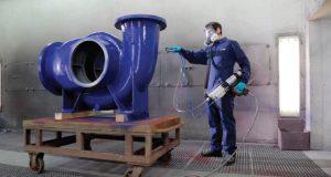 Sulzer MixCoat System