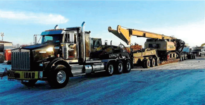 The Ride to Success | Modern Contractor Solutions