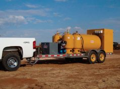 mobile lube equipment