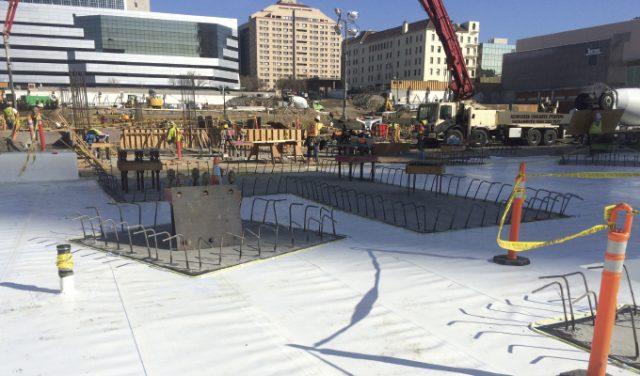 Shotcrete Use in Underground Construction