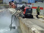 robotic hydrodemolition