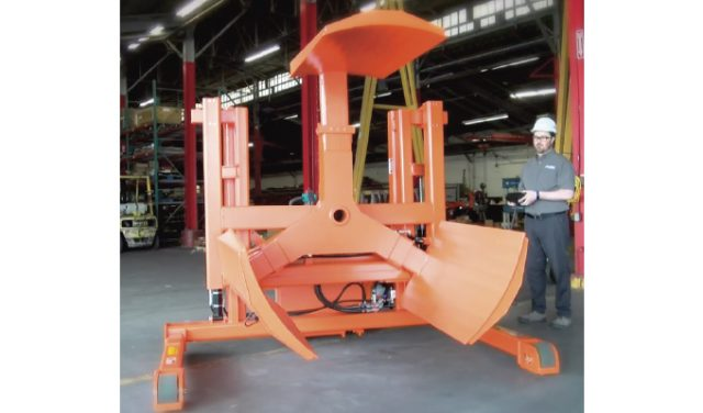 6500 Series Wheel Handler