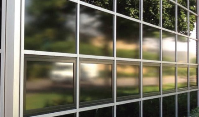 commercial window film