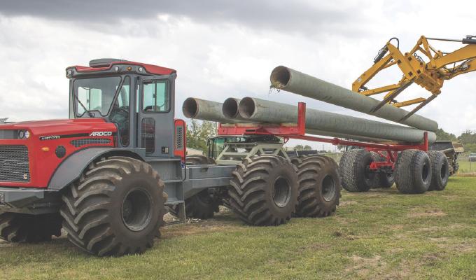 ARDCO Articulating Multi-Purpose Truck AMT600
