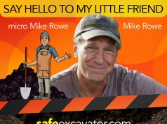 NATIONAL EXCAVATOR Mike Rowe