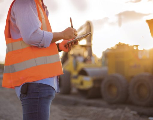 Leveraging technology to improve driver and worksite safety