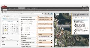 Software for scheduling and dispatching