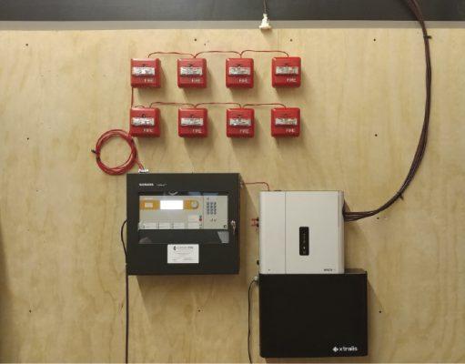 Intelligent Fire System