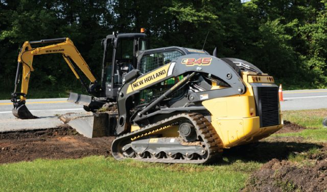 The Benefits of Compact Track Loaders over Skid Steer Loaders