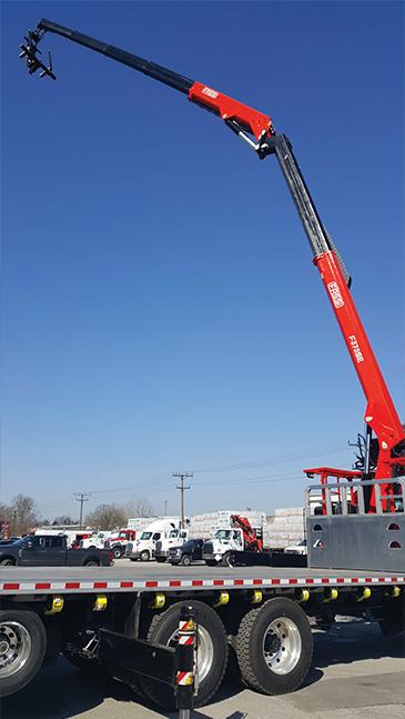Fascan wallboard crane
