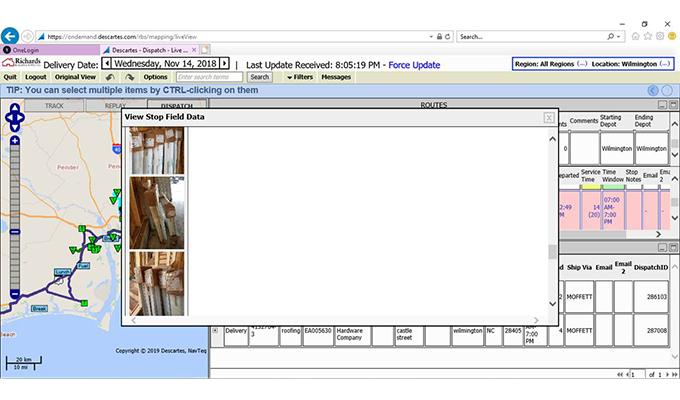 mobile tech screenshot