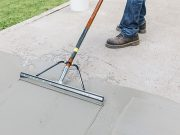 Sakrete resurfacing concrete