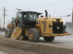 Cat RM5008 Road Mixer