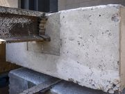 Adding fiber to cement eliminates need for rebar, improves construction strength and durability