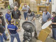 concrete polishing training