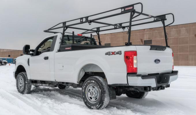 WEATHER GUARD  Heavy Duty Truck Rack