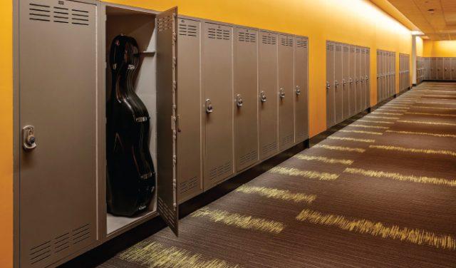 Tufftec lockers